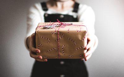 Idées de cadeaux géniaux !